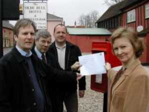 Bypass campaign: letter to Alistair Darling